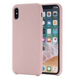 apple coque en silicone pour iphone xr