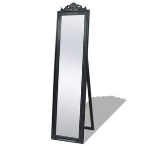 Miroir sur pied chambre - Achat / Vente pas cher -