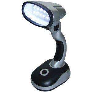 LAMPE A POSER Am-Tech Lampe de bureau à 12 LED Fonctionne à p…