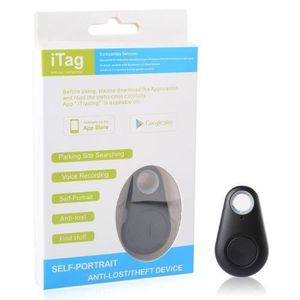 TRACAGE GPS Mini traceur GPS Bluetooth 4.0-batterie bouton CR2