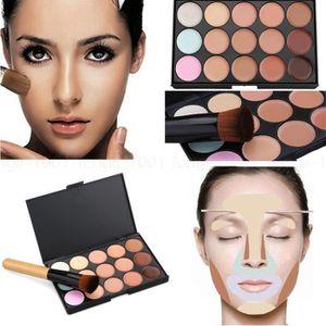 PALETTE DE MAQUILLAGE  Boolavard 15 couleurs Maquillage de contour Maquil