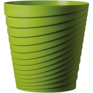 JARDINIÈRE - POT FLEUR  DEROMA Pot Slinky - Rond - Ø 25 x H 25 cm - 8,7 L