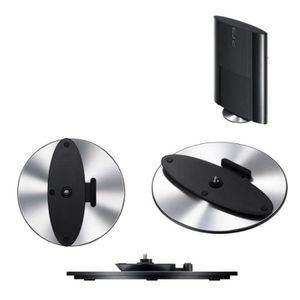 SUPPORT CONSOLE Verticale supporter  Rond Base pour PS3 Slim PlayS