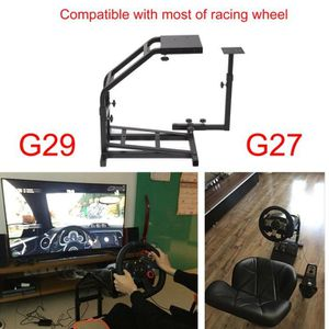 FIXATION VOLANT CONSOLE Support Volant Stand en fer - Racing Volant Stand
