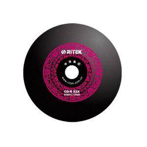 CD - DVD VIERGE Car disques vierges CD de musique X 10