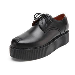 Hommes Derbies Nouvelle arrivee Meilleure Qualité Chaussures Confortable Nouvelle Mode Gothique Classique Gothique 38-44 N2xcL