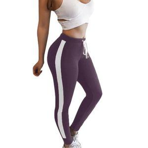 Jogging violet femme - Achat   Vente Jogging violet Femme pas cher ... 0adfeca152e