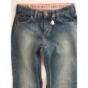 98aed447e5585f JEANS Mustang - Achat   Vente JEANS Mustang pas cher - Cdiscount