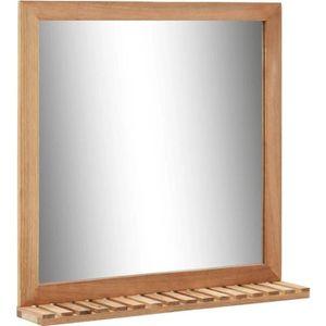 Miroir De Salle De Bain Avec Tablette Achat Vente Miroir