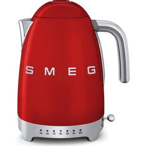 BOUILLOIRE ÉLECTRIQUE Smeg - bouilloire 1.7l 2400w avec réglage de la te