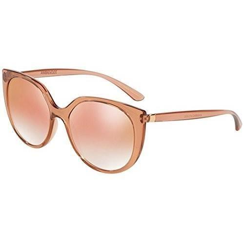 4f8fd06702709d Dolce   Gabbana Lunettes de soleil ESSENTIELS de la DG 6119 31486 F rose  ROSE OMBRÉ femme