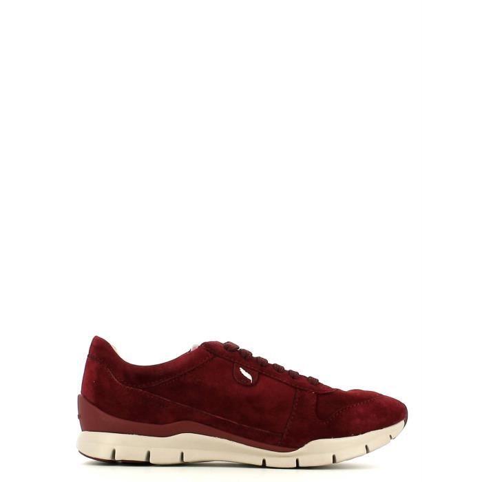 Geox Sneakers Femmes Rouge