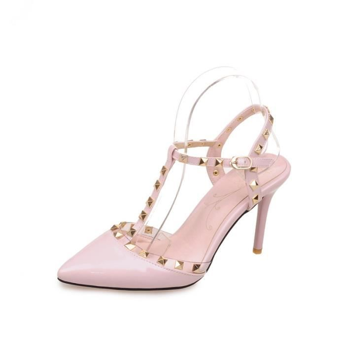 Les Chaussures pour Femmes Des sandales 2016 nouvelle arrivée nous avons signalé à talons hauts de trois catégorie…