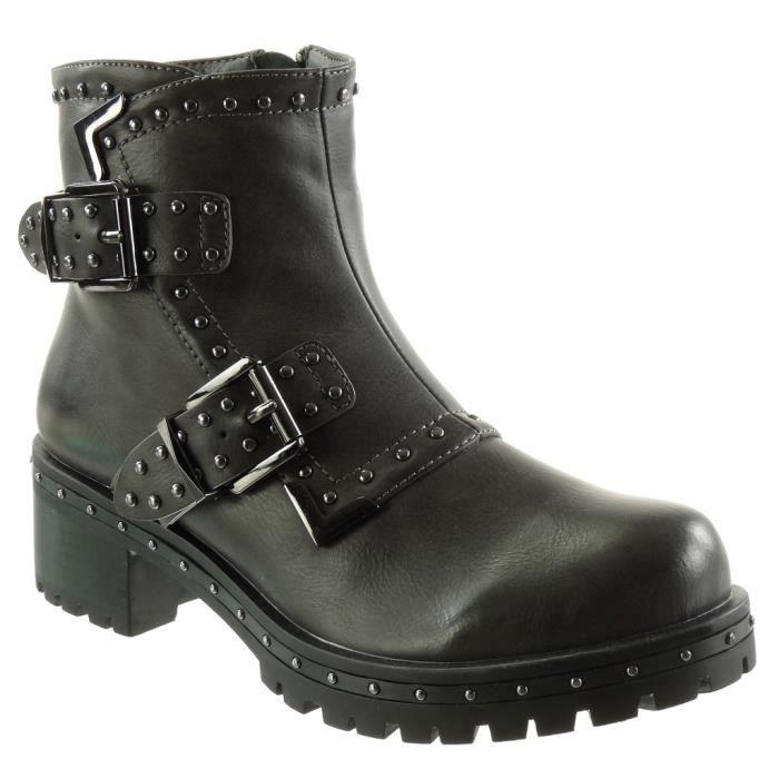 XZ506A5XZ506A5Mode Hommes lacent Martin Chaussures cheville Steel Toe Cap Formateurs Bottes 0GMPfN