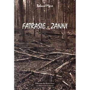 POÉSIE Fatrasie - Zanni