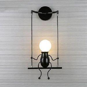 APPLIQUE  Moderne Mode Applique Murale Créatif Simplicité De