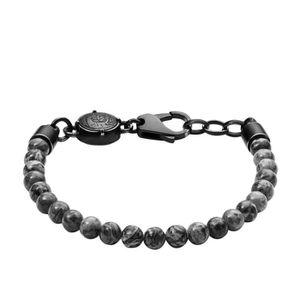 MONTRE Bracelet DIESEL en Acier et Perle Grise