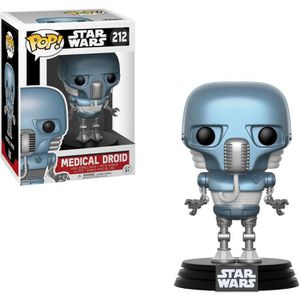 FIGURINE - PERSONNAGE Figurine Funko Pop! Star Wars: Medical Droid - Exc