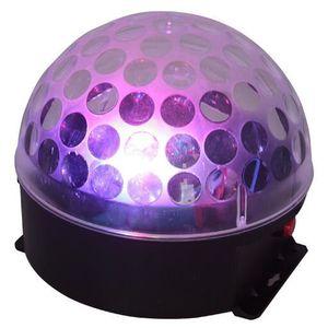 PACK LUMIÈRE IBIZA ASTRO-BAT Effet de lumière à LED RGBA
