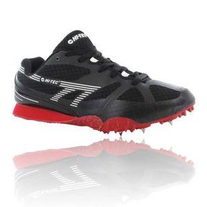 size 40 31156 c0d89 CHAUSSURES DE RUNNING Hi-Tec Trackstar Hommes Noir Running Chaussures À