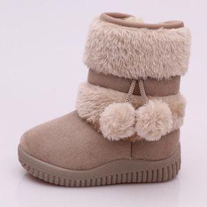 Botte Les enfants épaississent des bottes de neige chaudes p5YUvO9Ana