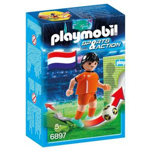 UNIVERS MINIATURE PLAYMOBIL 6897 Joueur Néerlandais
