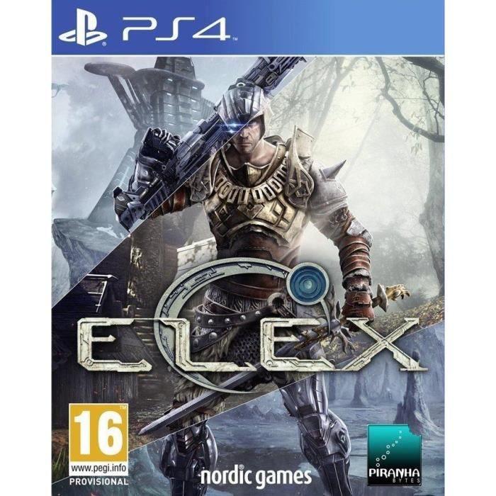 Elex Jeu PS4