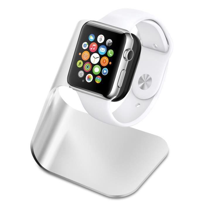 Spigen Support pour Apple Watch - Blanc