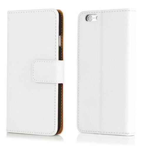 coque iphone 6 blanche cuir