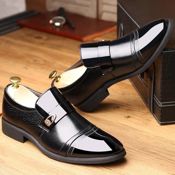 Homme d'affaires pour le cuir des chaussures po... iw6Efyk