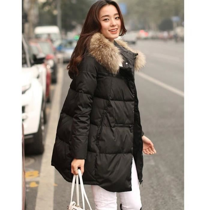 A Doudoune Épaissir Mode Conception Ligne En Femme Vrac Style gddqt6pnf