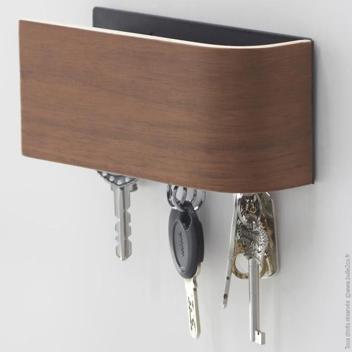 b7a9a163e77e Porte clés mural aimanté - Yamasaki - Achat   Vente porte-clés ...
