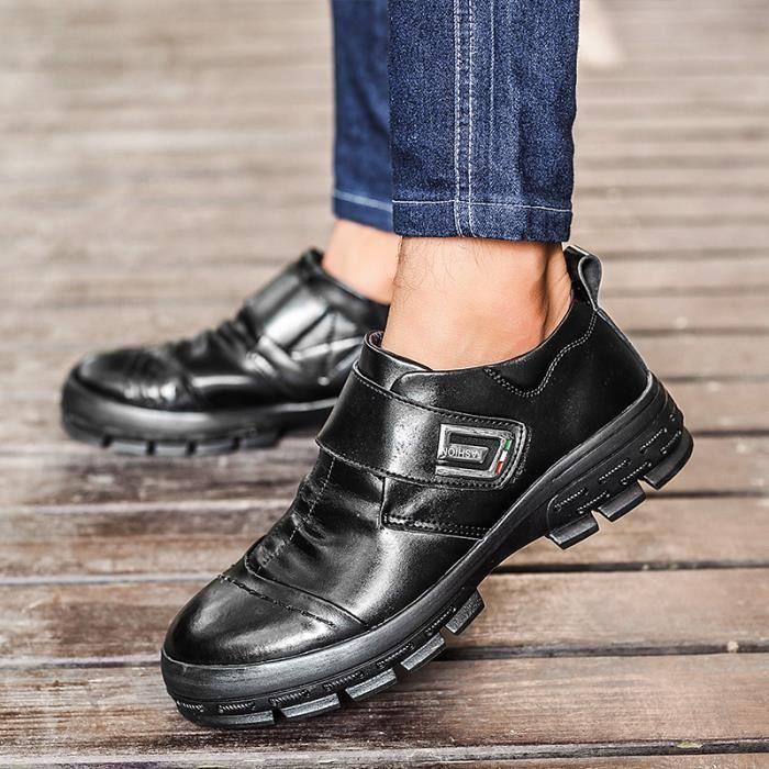 Mocassins homme Mocassins loisir Mocassins unique Mocassins à la mains Chaussures de villeChaussures dehors Chaussures populaires