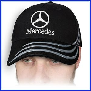 CASQUETTE Mercedes Benz AMG Casquette de Baseball 3D BRODE L