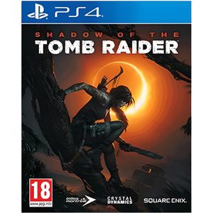 JEU PS4 Shadow of the Tomb Raider PlayStation 4