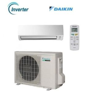 CLIMATISEUR DAIKIN REVERSIBLE Air/Air INVERTER FTXB25C/ RXB25C