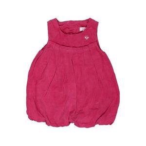 4e09a18ac1627 ROBE Robe bébé fille OKAIDI 1 mois rose hiver - vêtemen ...