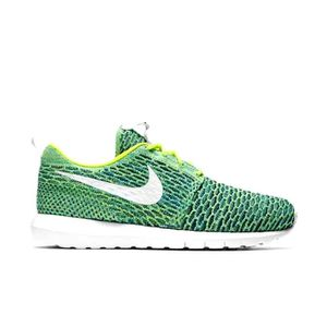 BASKET Nike Roshe Flyknit Nm 842958-700 Chaussures de cou eed2763eb77a