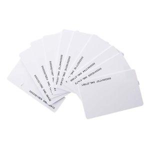 BADGE RFID - CARTE RFID 150 pieces badges d'acces d'identite EM4100 125kHz