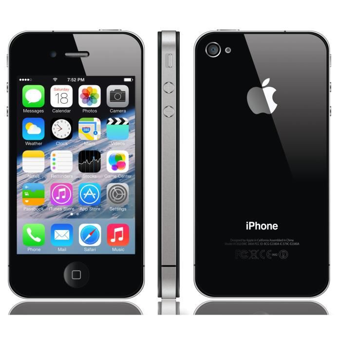apple iphone 4s price apple iphone 4s 16 go noi achat t 233 l 233 phone portable pas 6587