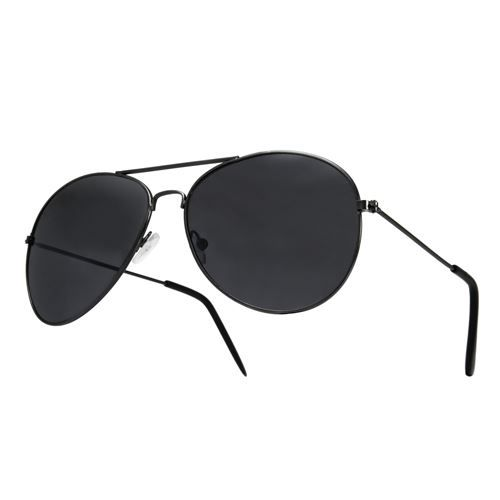 Lunettes de soleil noires Fashion cuR78WduiA