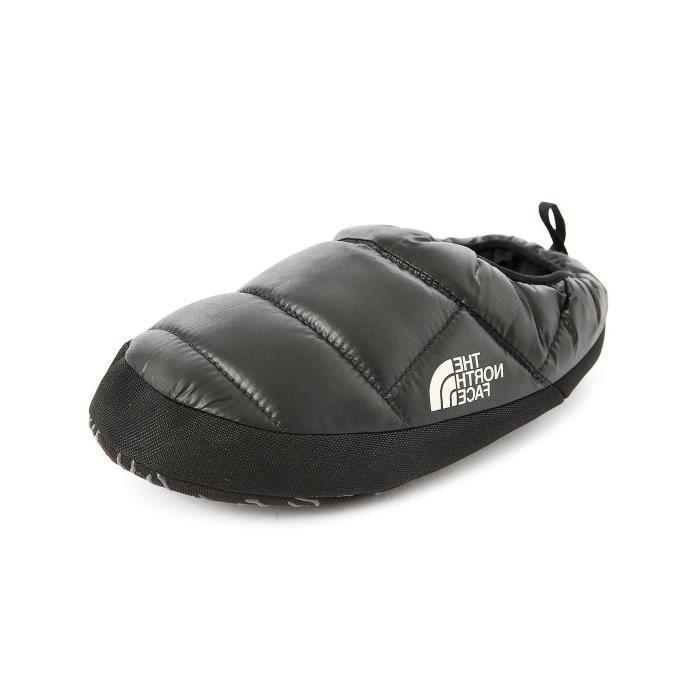 Chaussons noirs NSE Tente Mule pour homme HWBoJGX6