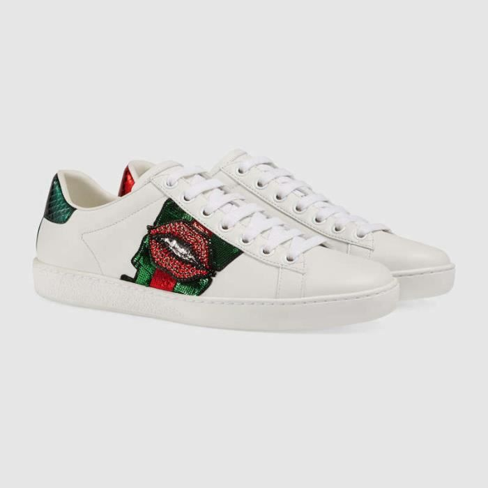 Chaussures - Bas-tops Et Baskets Gucci 2OR5bO