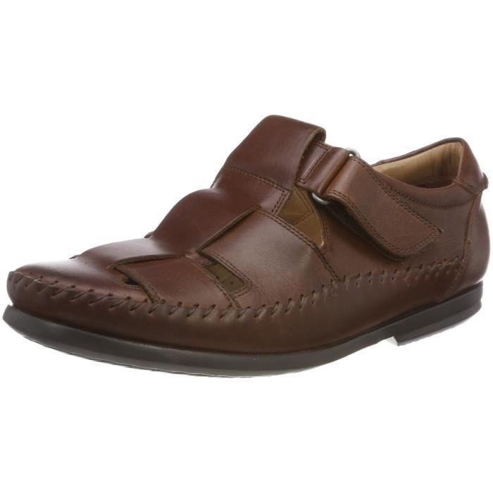 Clarks Un Gala Strap pas cher Achat Vente Chaussures