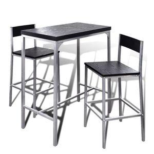table de cuisine blanc laque - achat / vente table de cuisine