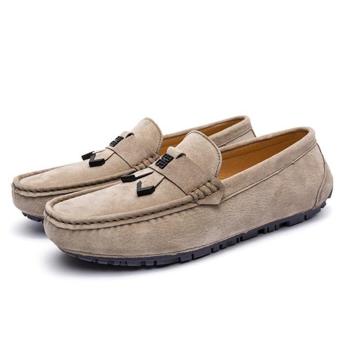 Chaussures bateau pour homme Chaussures confortables et légères