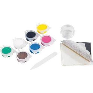 PRODUIT ENTRETIEN CUIR Kit de réparation pour cuir et textile