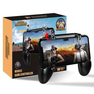 ADAPTATEUR MANETTE Manette de jeu mobile PUBG W11 pour iPhone Android