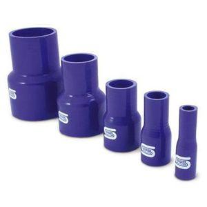 DURITE ADMISSION - AIR Reducteur Silicone Droit - D38-35mm - Bleu