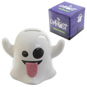 TIRELIRE Tirelire émotive en céramique fantôme amusante
